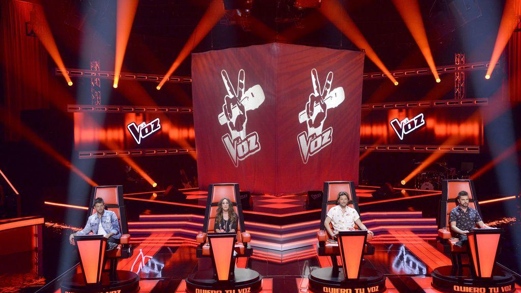 El telón regresa a 'La voz 5'