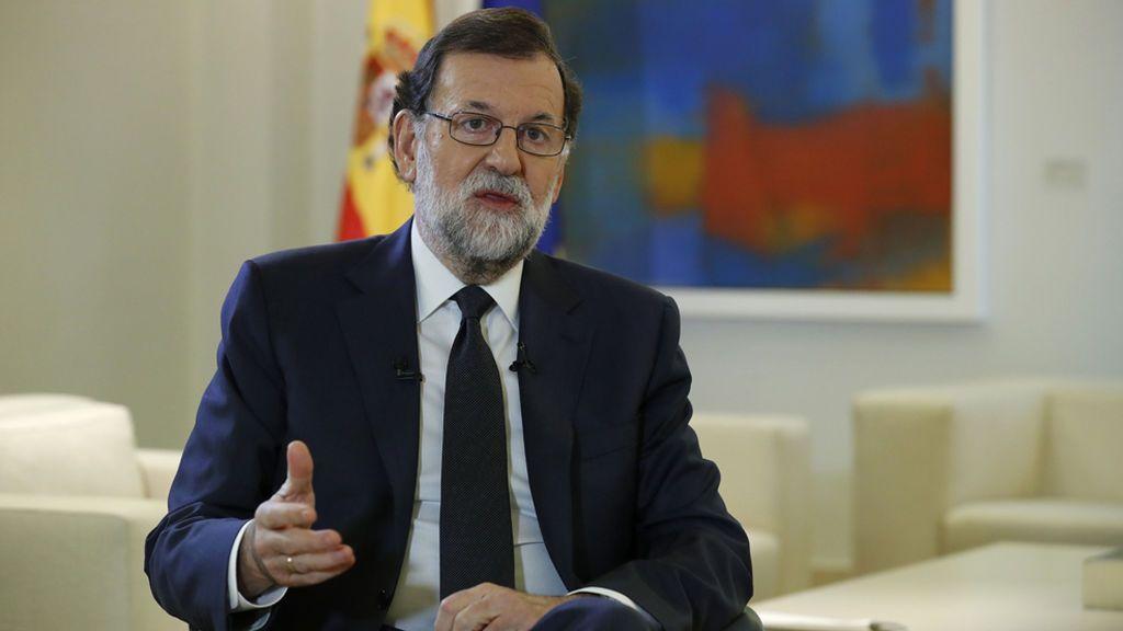 Rajoy usará la Constitución y el Código Penal para impedir la independencia