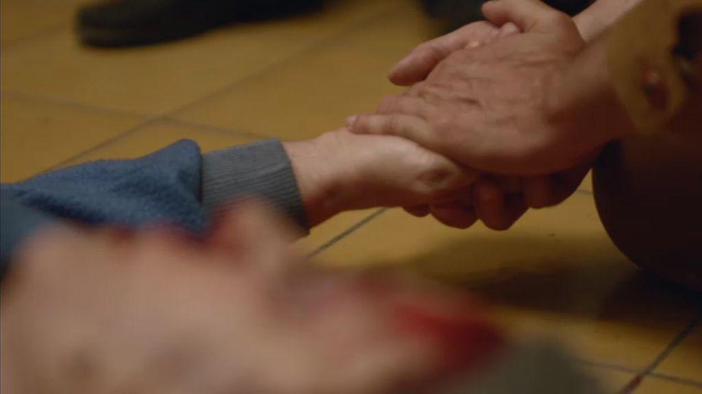 """""""Es la única vez que encontramos que el asesino se apiada de su víctima"""""""