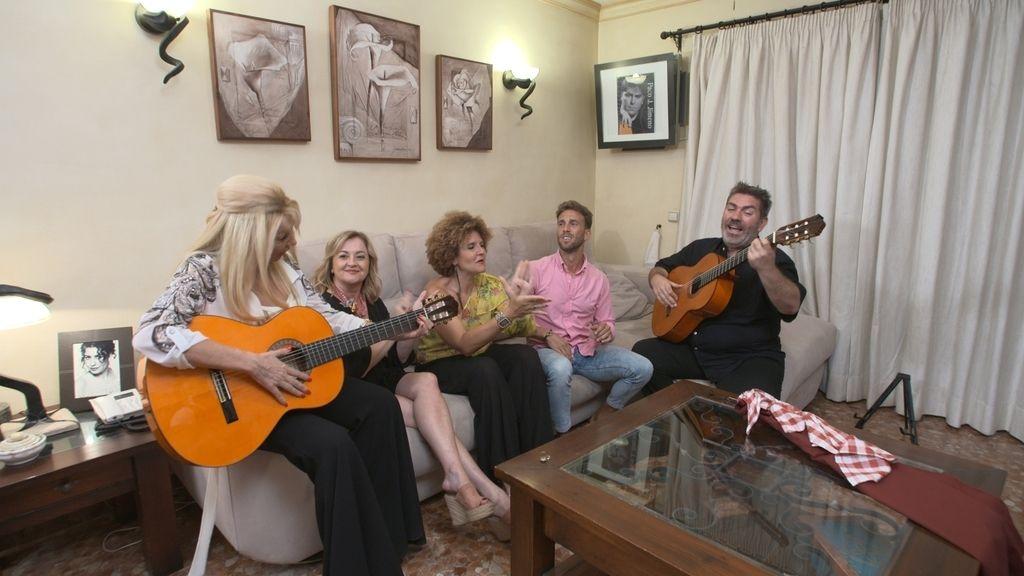 'Ven a cenar conmigo' se traslada a Málaga