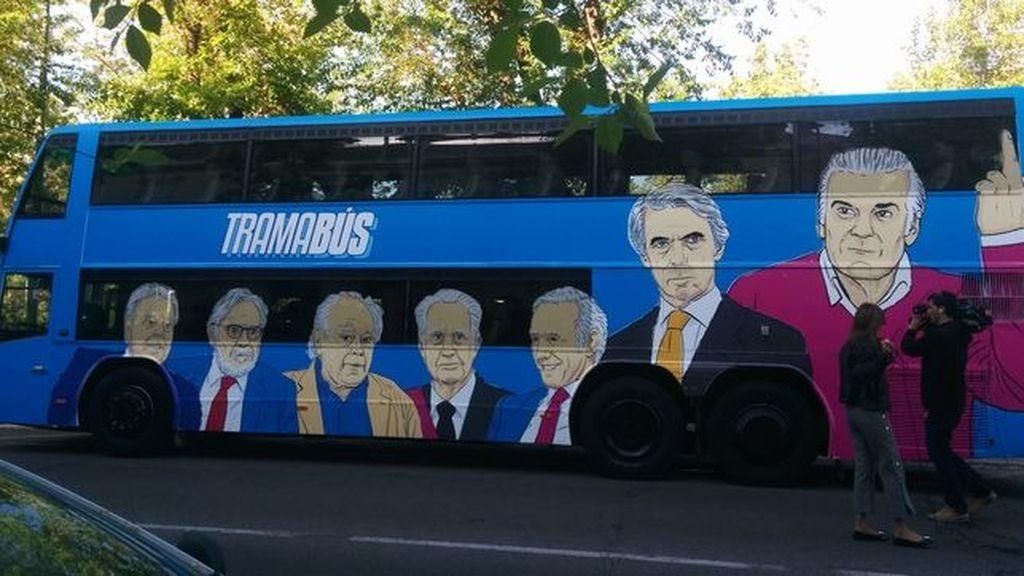 El tramabús de Podemos