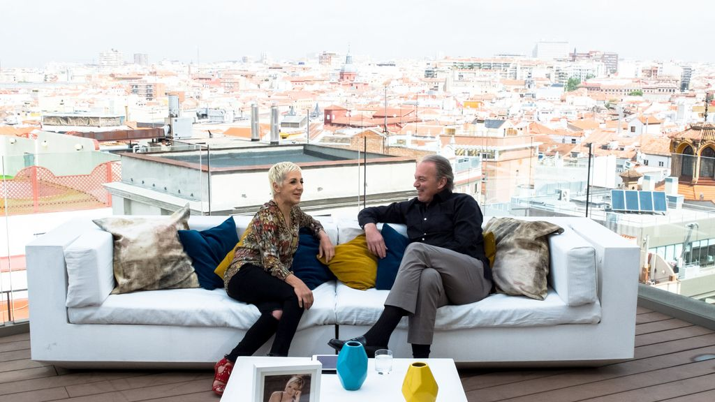 Ana Torroja invita a Bertín Osborne en 'Mi casa es la tuya'