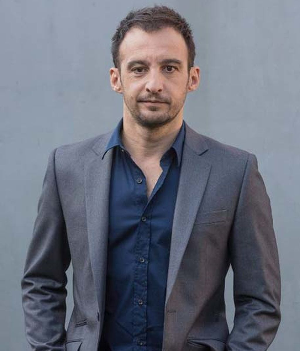 El director Alejandro Amenábar