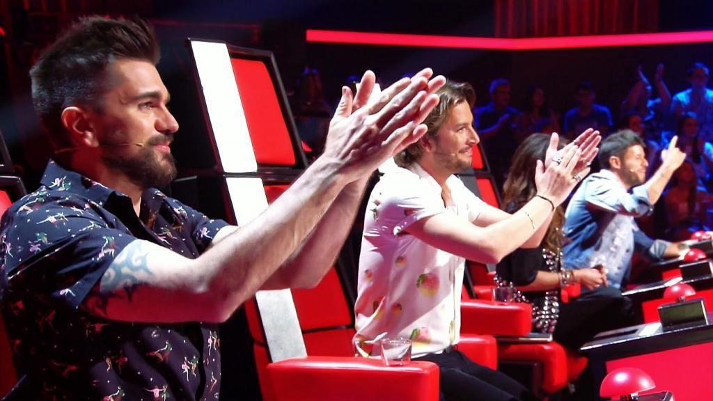 Juanes, Manuel Carrasco, Malú y Pablo López, 'coaches' de 'La voz 5' en Telecinco