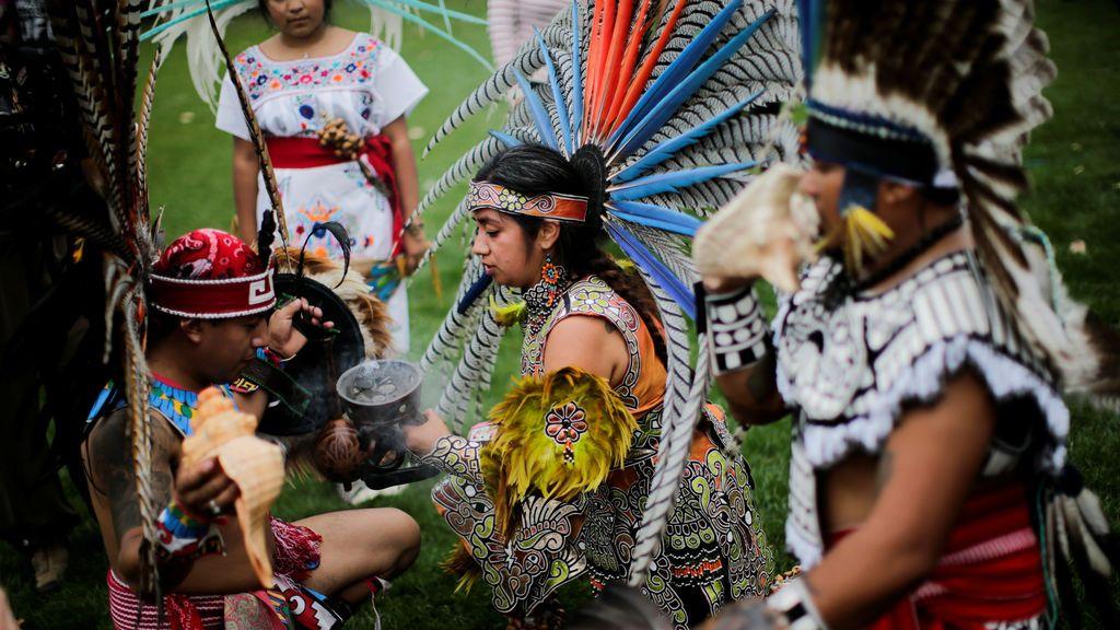 Celebración del Festival del Día de los Pueblos Indígenas en EE.UU.
