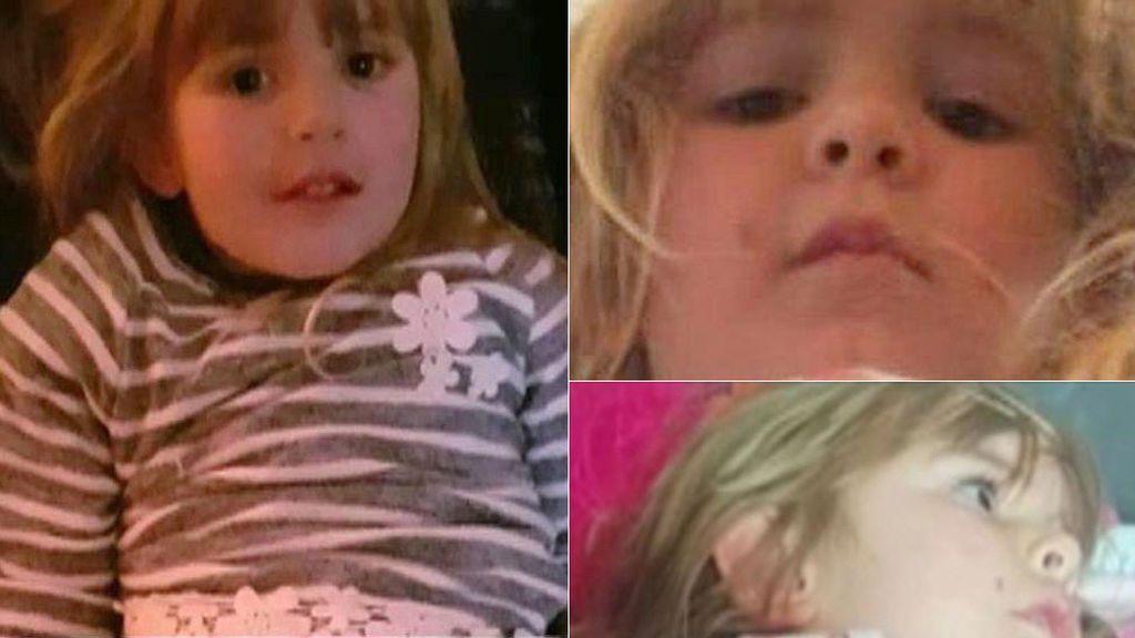 Difunden las imágenes de una niña víctima de una red de pederastia para encontrarla