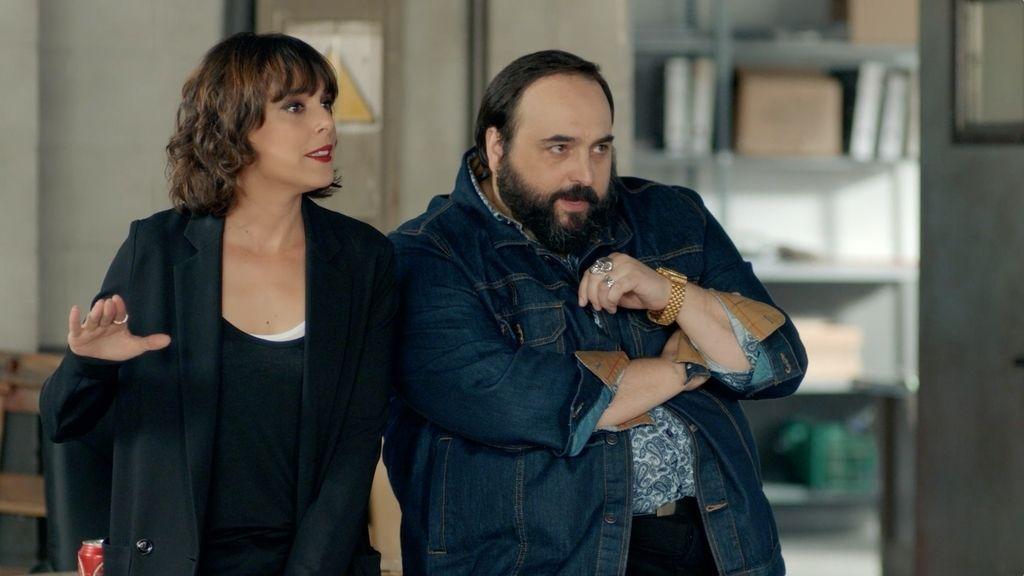 Imágenes del quinto episodio de la serie de Telecinco 'Ella es tu padre'