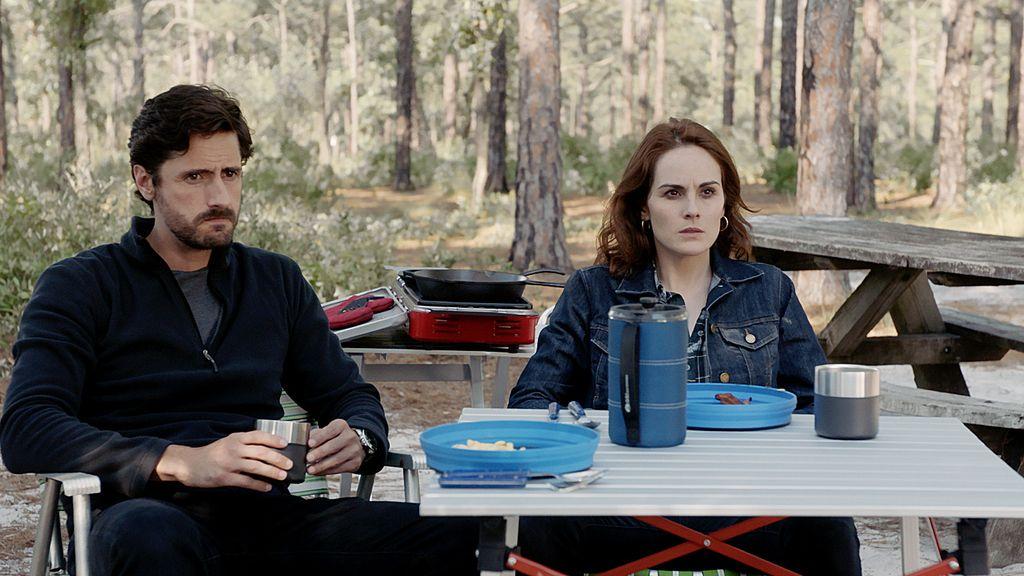 TNT estrena la segunda temporada de 'Buena conducta' con Juan Diego Botto y Michelle Dockery