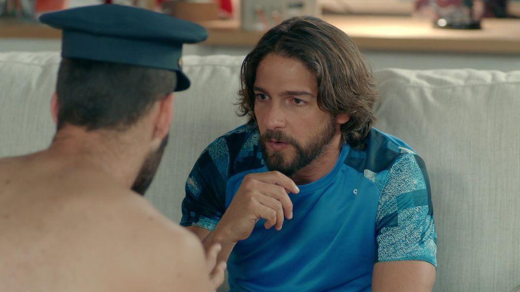 Juan Carlos, ¡protagonista de una peli porno!