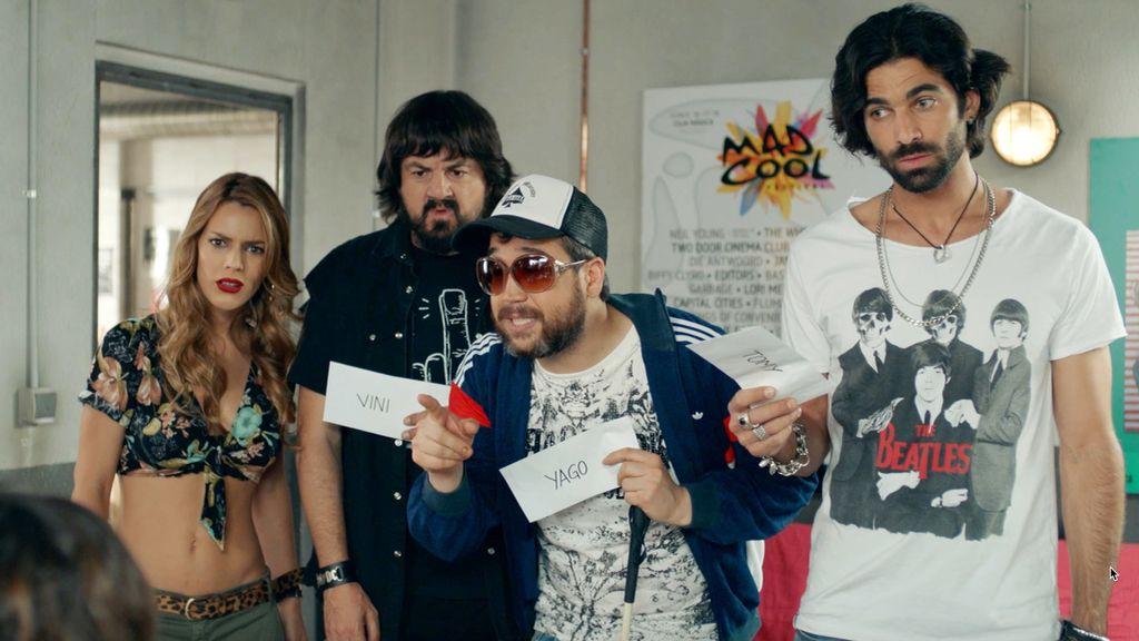 Imágenes del sexto episodio de la comedia de Telecinco 'Ella es tu padre', protagonizada por Carlos Santos