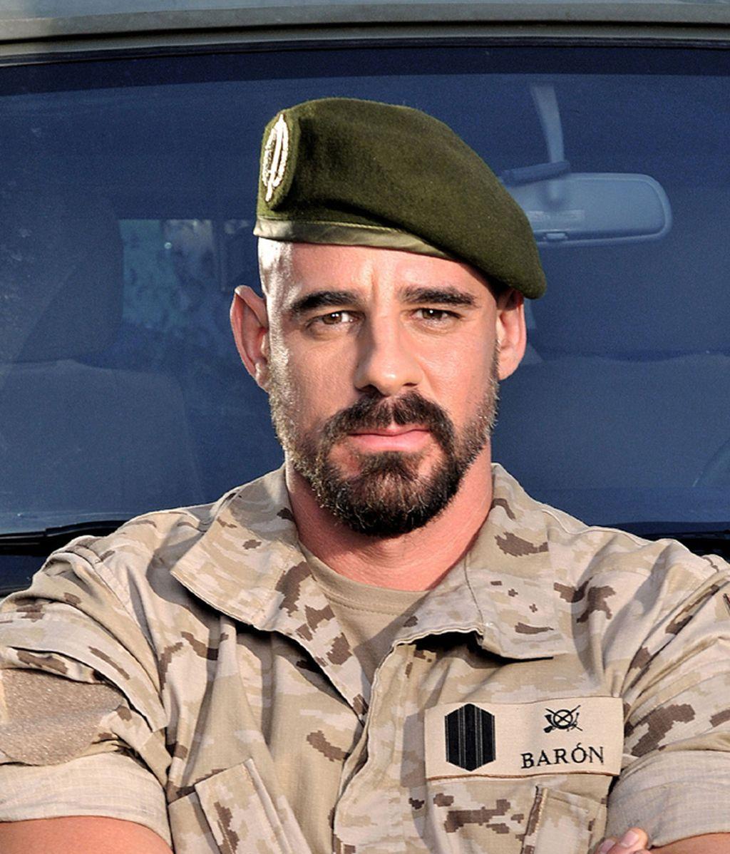 Sergio Torrico es Jony García