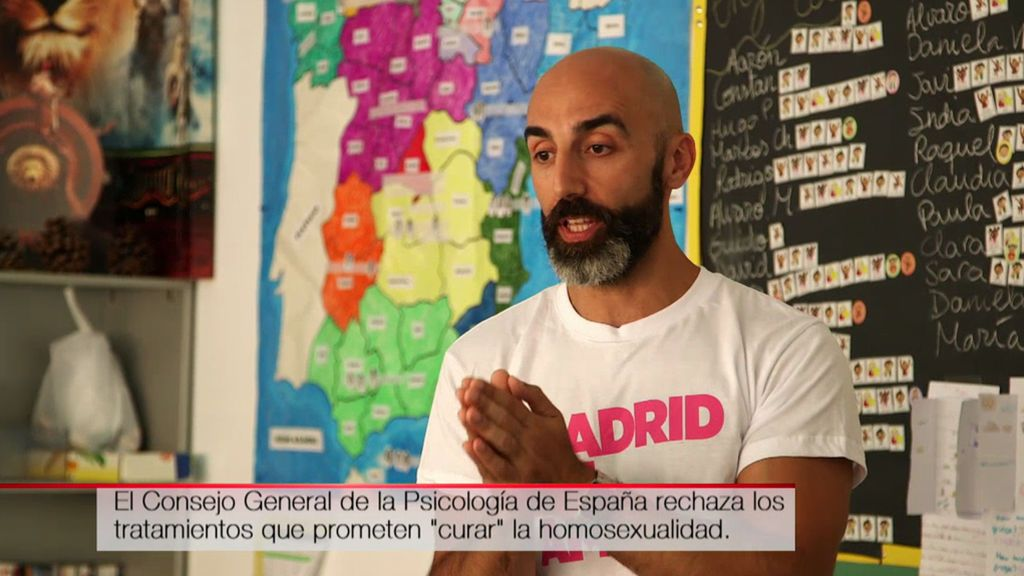 Álvaro habla con defensores de las 'terapias de conversión' de la homosexualidad