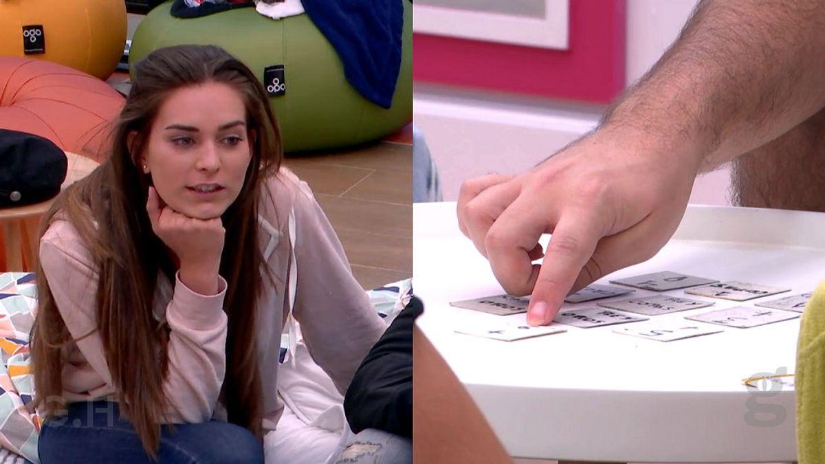 Una cosa es que Laura juegue y otra hacerle el caldo gordo a Juan