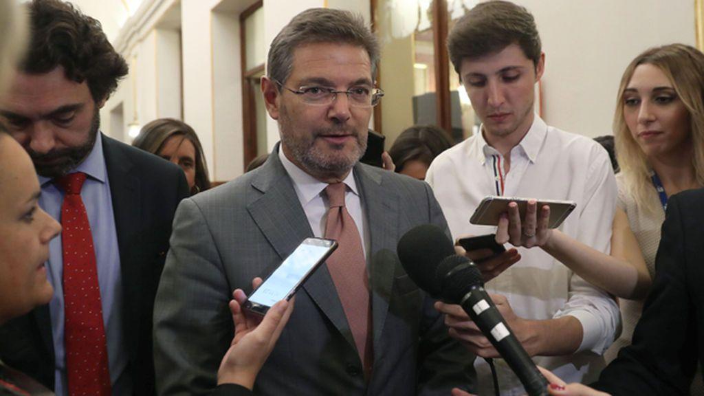 """El Gobierno asegura que no puede dar como válida la """"no declaración de independencia"""""""