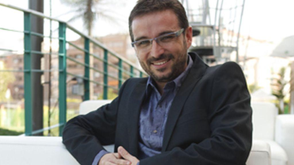 Jordi Évole, 'El Follonero', conductor de 'Salvados'.