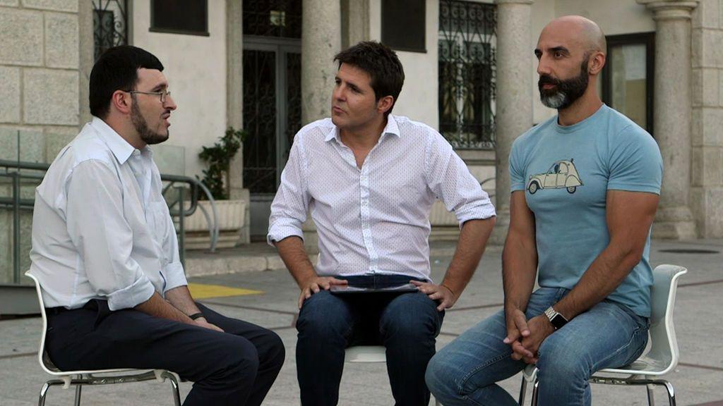 """Jorge: """"Después de lo que he visto, creo que hay mucha degeneración social y caos"""""""