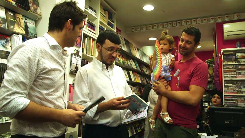 Libros infantiles sobre parejas homosexuales, ¿bueno o malo para los niños?