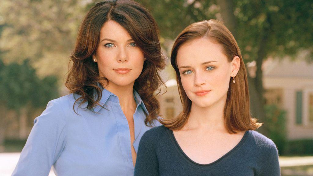 Protagonistas de 'Las chicas Gilmore'