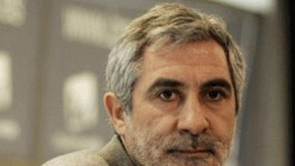 Gaspar LLamazares, ex-líder de Izquierda Unida.