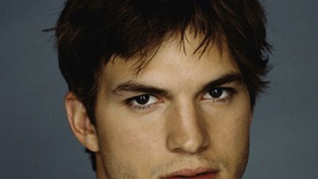 El actor Ashton Kutcher.