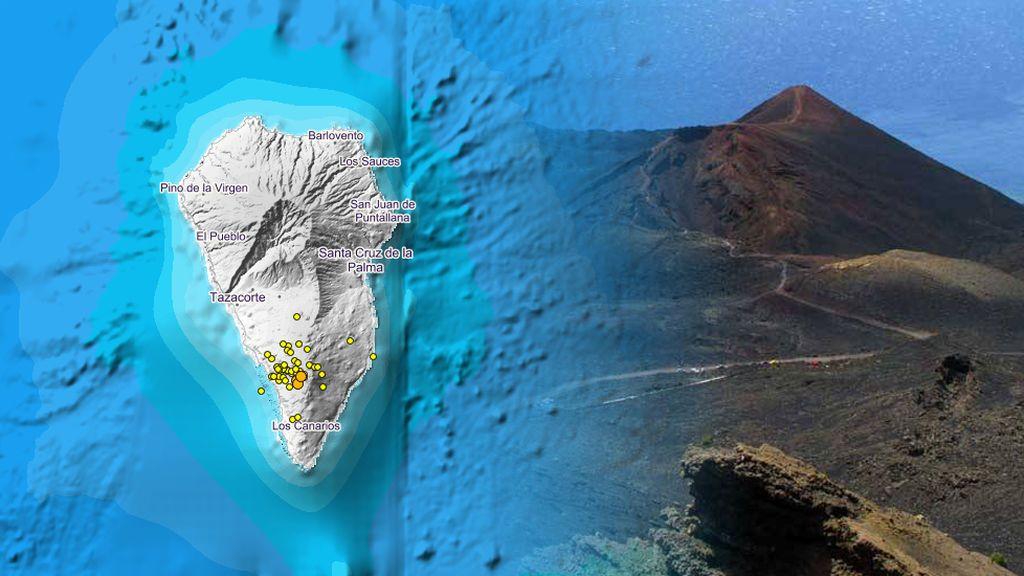 ¿Está la en peligro la isla de la Palma por los 70 terremotos de los últimos días? Hablamos con expertos