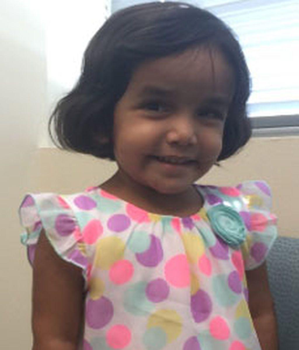 Desaparece una niña en Texas después de que su padre le abandonase en un callejón