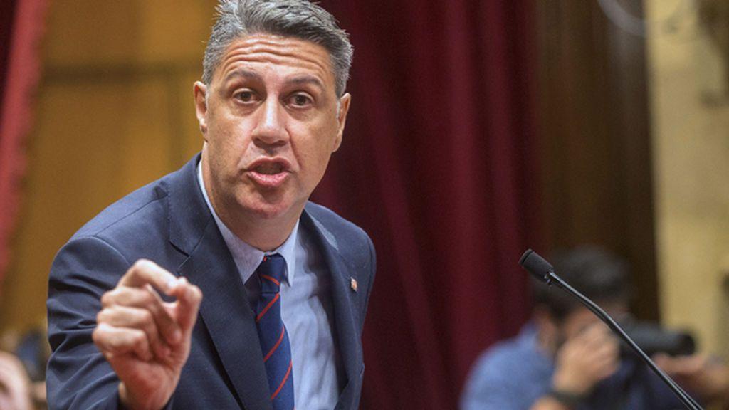 """Albiol: """"No vamos a permitir la independencia de Cataluña, ni por etapas ni en diferido"""""""