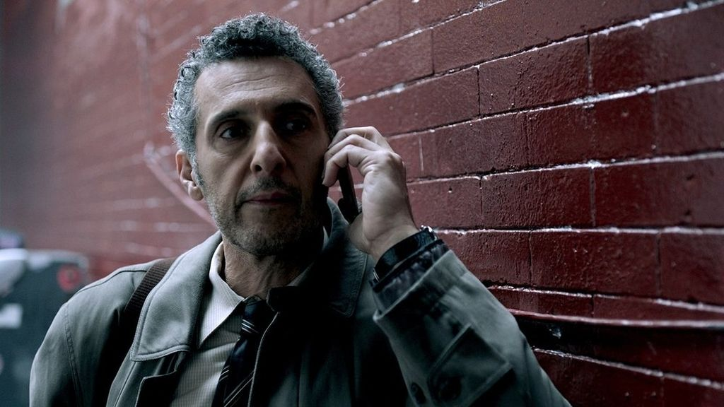 The night of, John Turturro