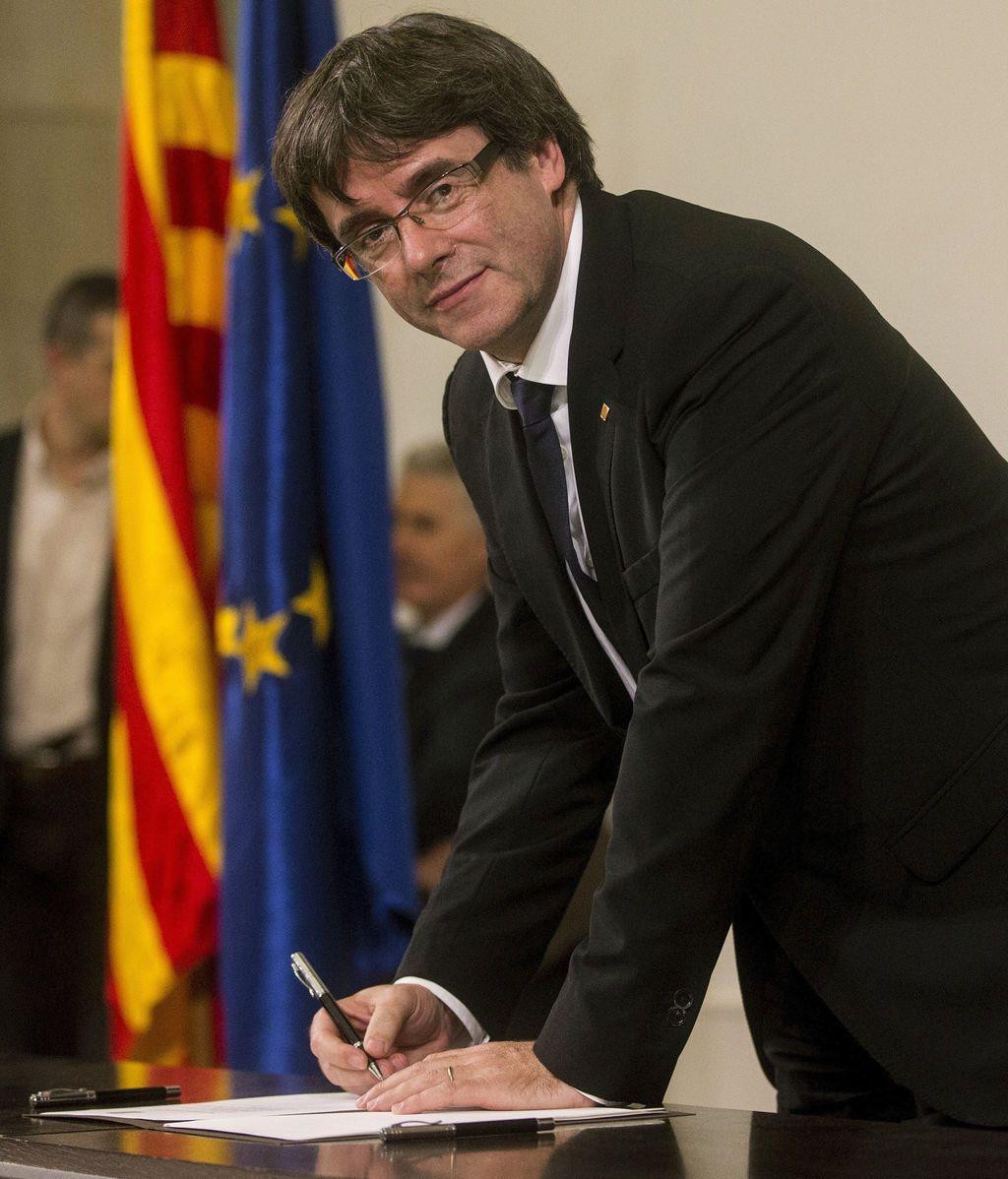 """El TSJC rechaza la validez de una declaración """"implícita o explícita"""" de independencia"""