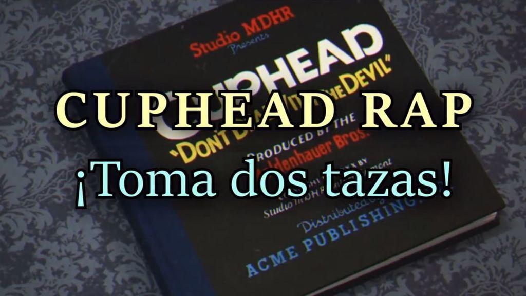 Keyblade: ¿Querías 'cuphead rap'? ¡Entonces toma dos tazas!
