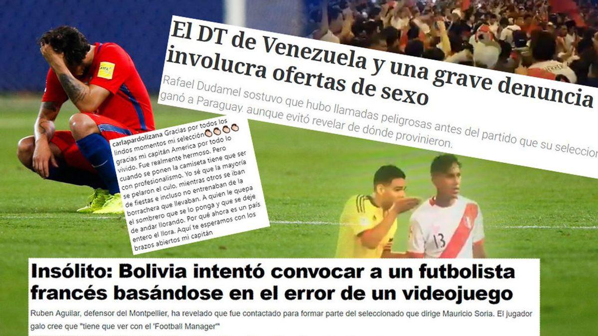 CONMEBOL FOTO
