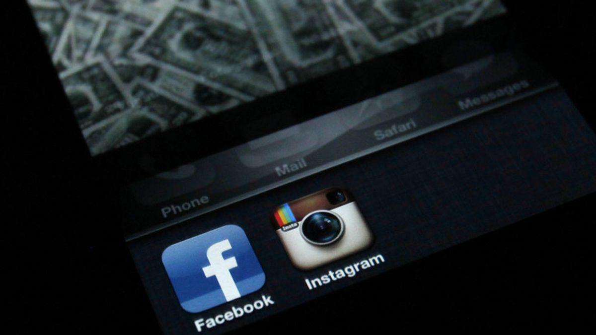 Facebook e Instagram sufren problemas de conexión y caídas a nivel mundial