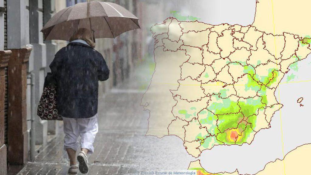 Puente del Pilar: ¿en qué zonas lloverá (un poco) estos días?