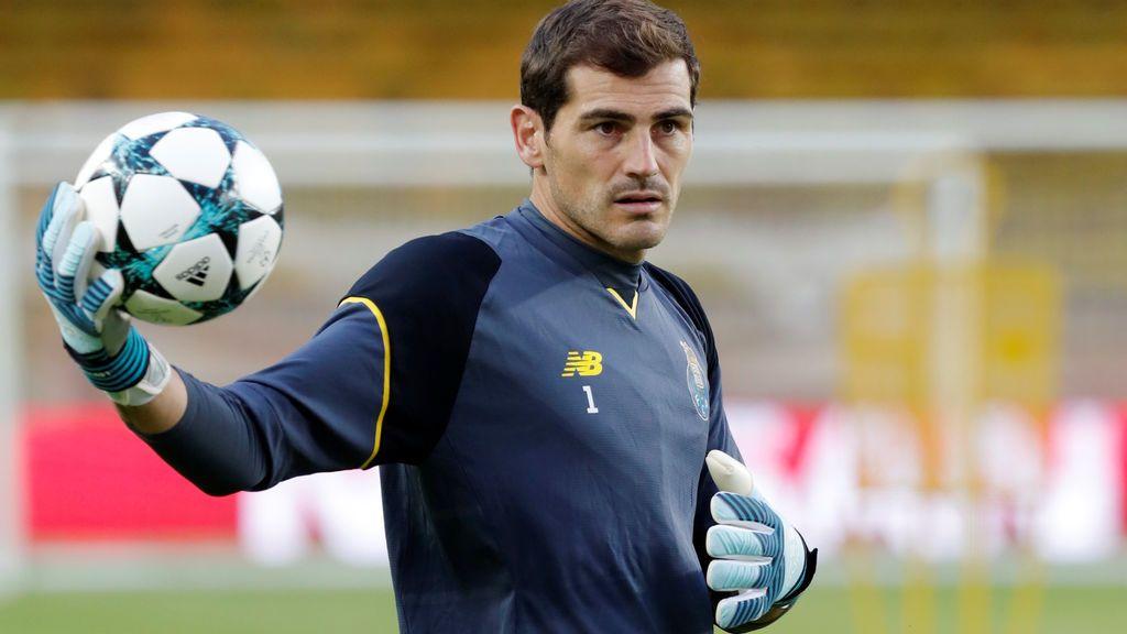 El meme futbolero sobre la independencia de Cataluña que ha colgado Casillas en redes sociales