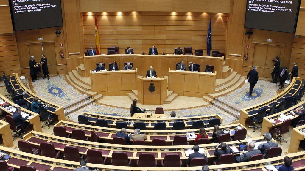 El Senado, pendiente del plazo que Rajoy dé a Puigdemont para ponerse en marcha con el 155