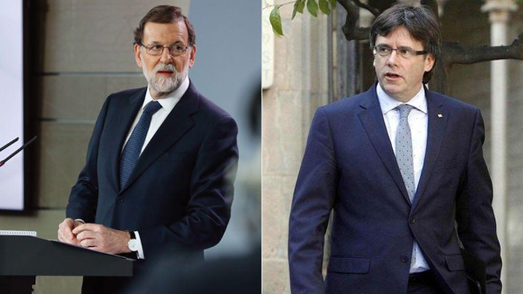 Si Puigdemont dice que no declaró la independencia el Gobierno no aplicaría el 155