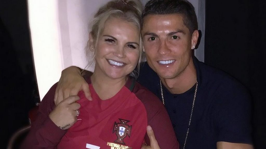 La hermana de Cristiano desmiente los rumores de mala relación con Georgina con una foto