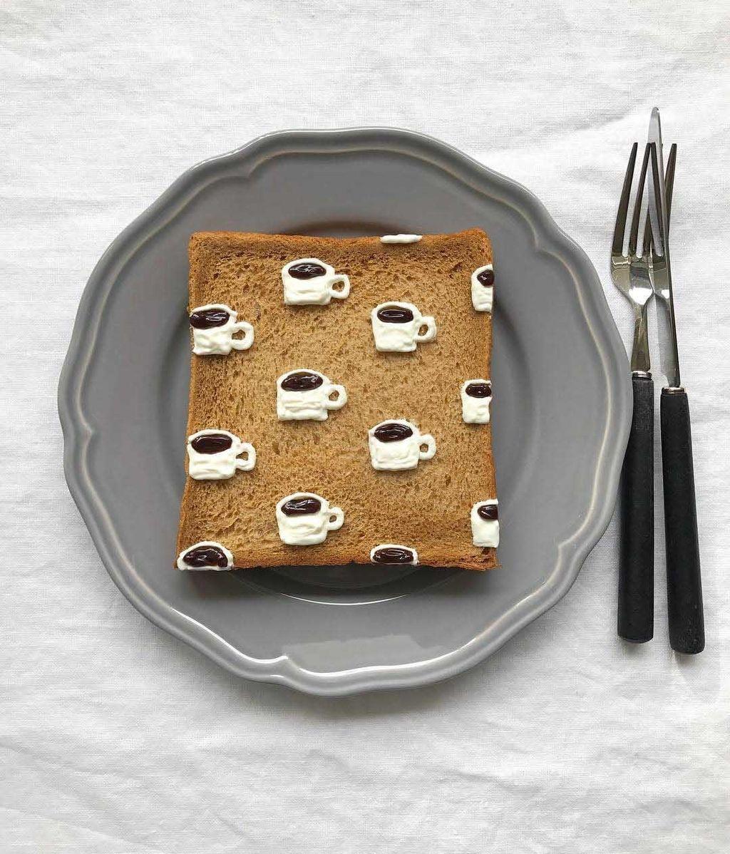 ¿Te comerías estas tostadas?