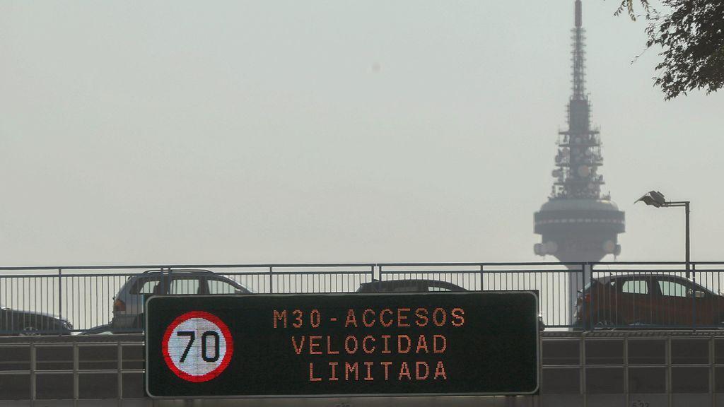 Madrid mantiene la prohibición de aparcar en la zona SER a los no residentes