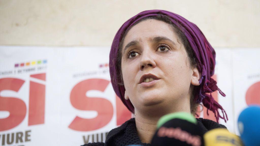 """La CUP reclama a Puigdemont ser """"coherente"""" y proclamar la república"""