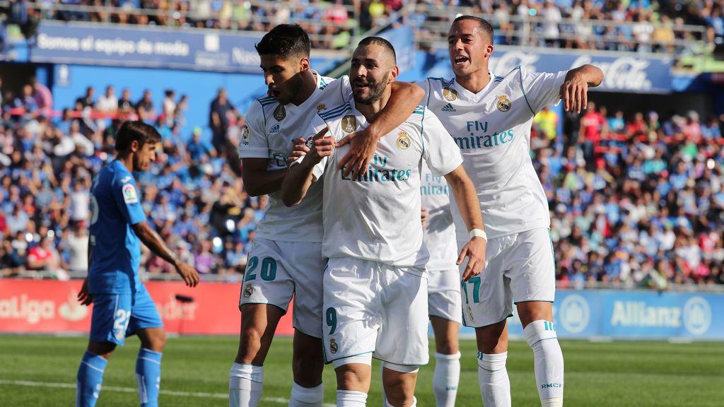 Día histórico en el Real Madrid: los récords blancos tras la victoria en Getafe