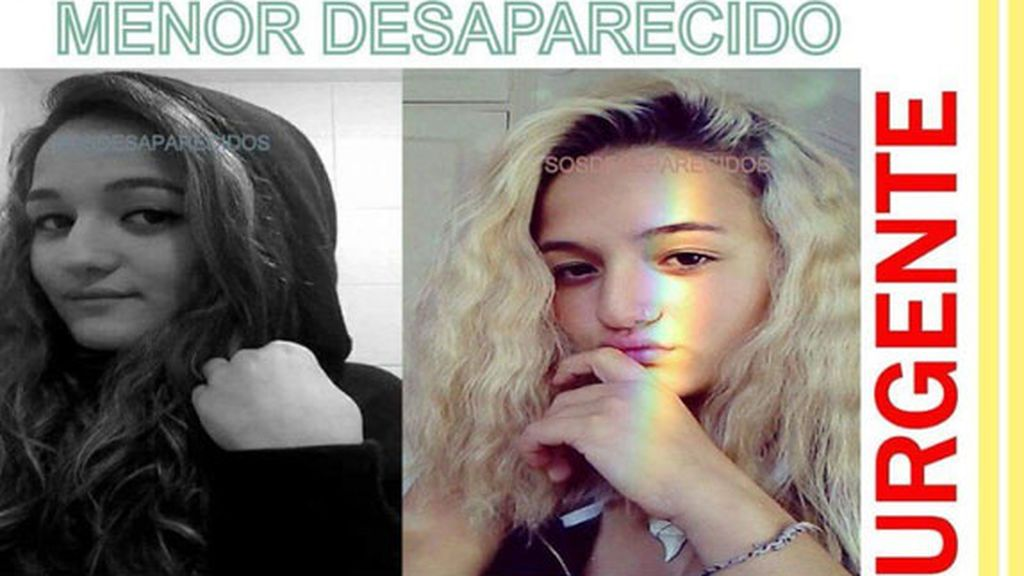 Buscan a una menor de 15 años desaparecida en Madrid