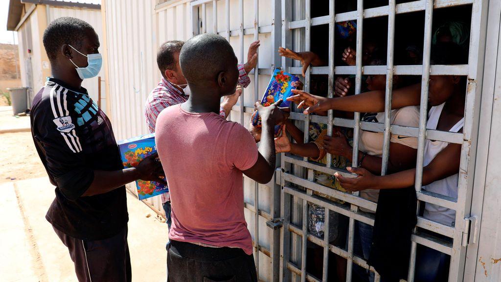 """Médicos Sin Fronteras denuncia el """"infierno"""" de los migrantes en Libia"""