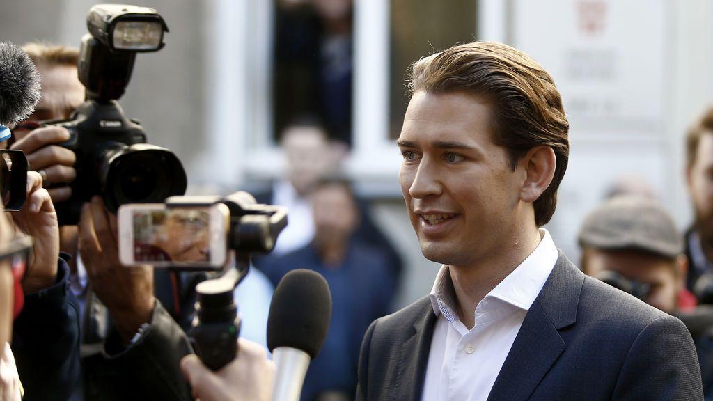 Kurz, vencedor de las elecciones austriacas, no se cierra ninguna puerta para formar gobierno