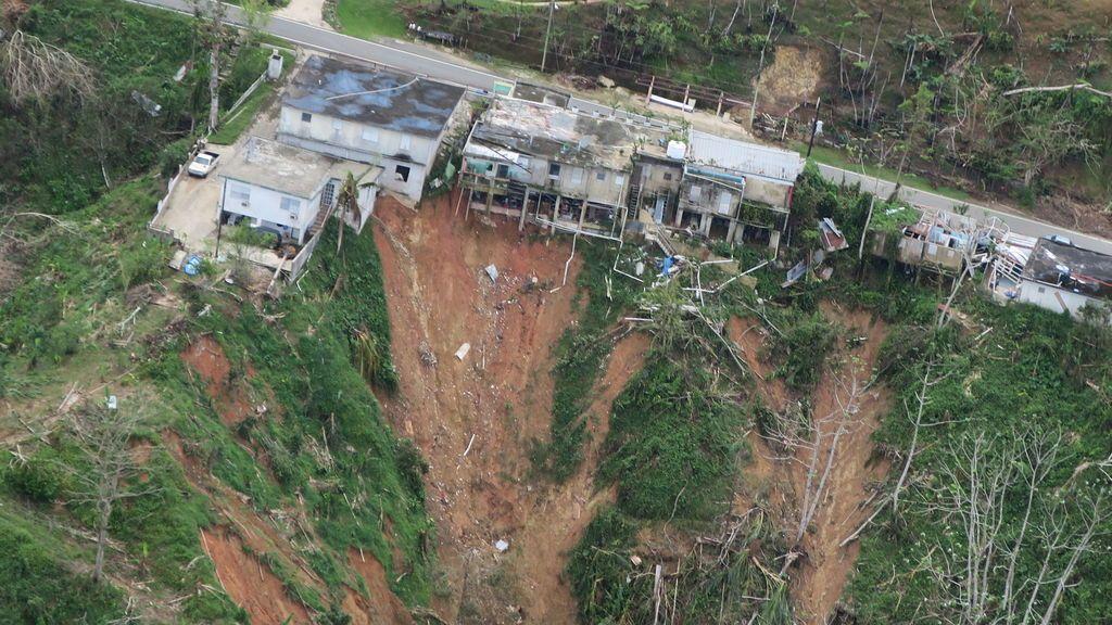 Aumenta a 48 los muertos en Puerto Rico a causa del huracán 'María'