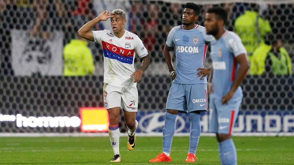 Mariano ya deja a Francia boquiabierta con su exhibición goleadora en el Lyon