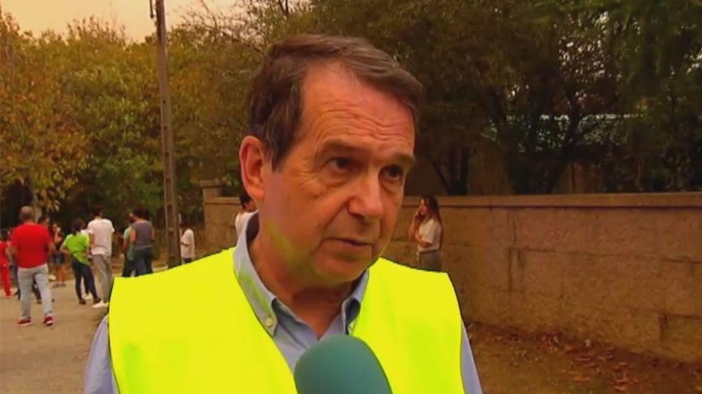"""El alcalde de Vigo afirma que """"son focos distintos pero localizados"""" sin """"lógica"""""""
