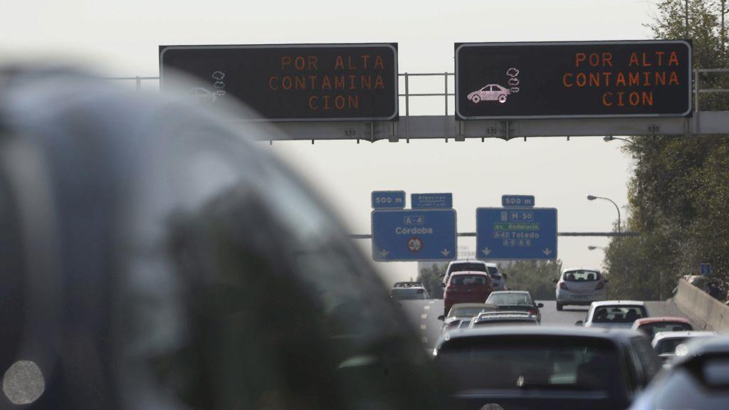 Desactivan el protocolo de contaminación en Madrid