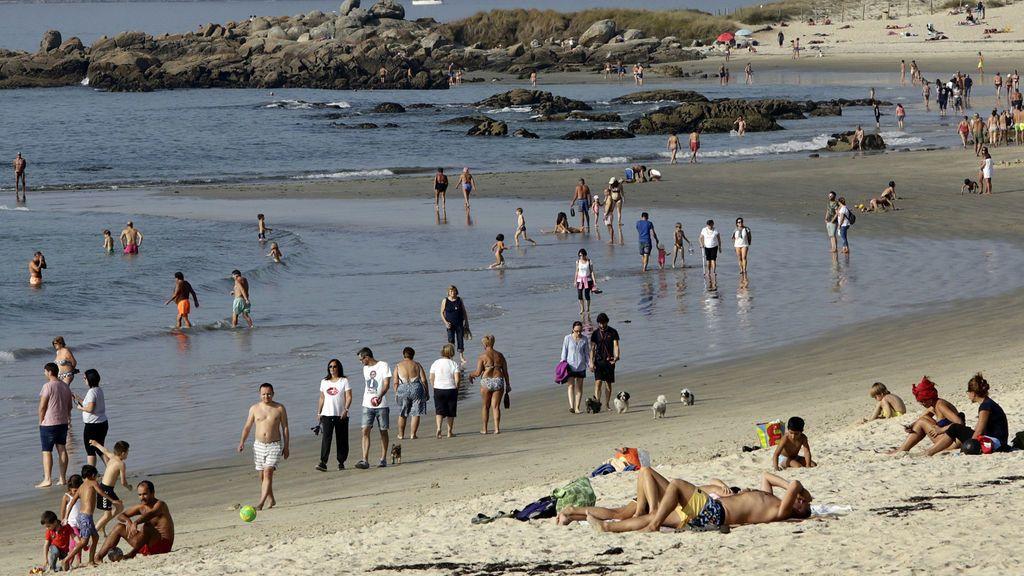 Las temperaturas se mantendrán en torno a los 30 grados en toda España