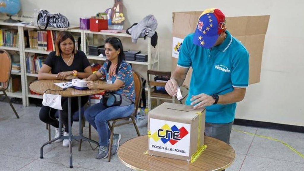 Venezuela vuelve a votar nuevos gobernantes